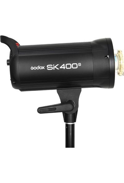 Godox Sk400 Iı Paraflaş Kafası ( 400 Watt )