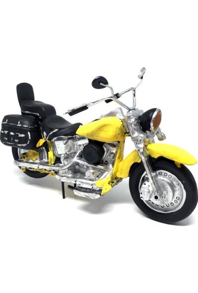 Buffer Decotown Nostaljik Cruiser Motosiklet