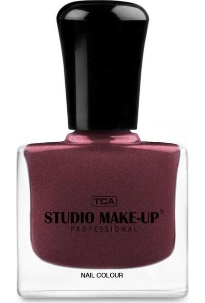 Tca Studio Make-Up Oje 140 Bordo