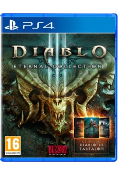 Blizzard Diablo Eternal Collection PS4 Oyun