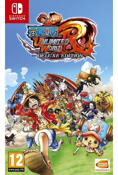 Bandai Namco One Piece: Unlimited World Red Nintendo Switch Oyun