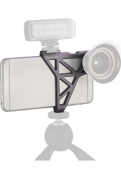 Zeiss ExoLens iPhone 6 Plus/6S Plus Macro Zoom Braketi