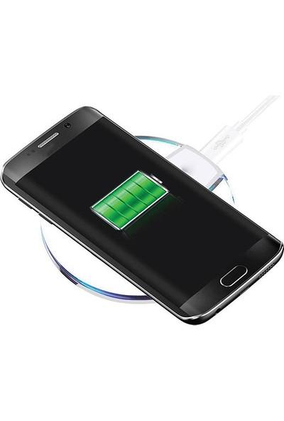 S-Link Swapp SW CW10 5V1A Siyah Kablosuz Şarj Cihazı