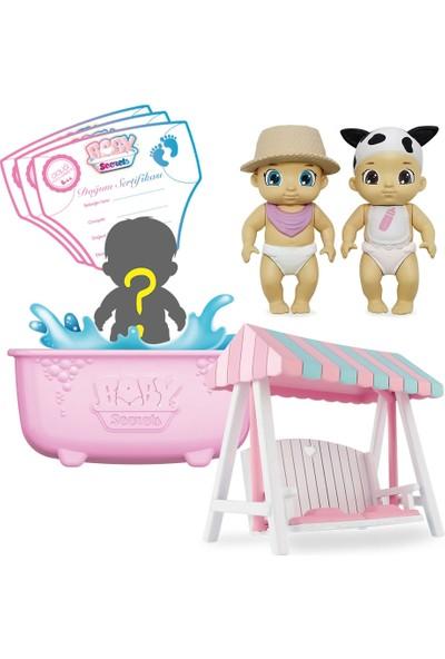 Baby Secrets Sürpriz Figür Ve Salıncaklı Koltuk Seti Seri 2
