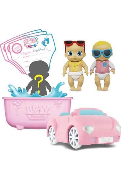 Baby Secrets Sürpriz Figür Ve Araba Seti Seri 2