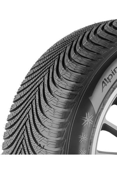 Michelin 225/55 R17 97H ZP RFT * MOE Alpin 5 Oto Kış Lastiği(Üretim:2019)