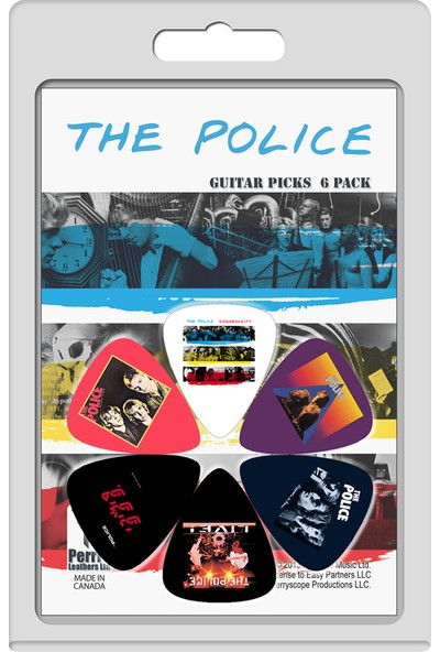 Perris Lp-Pol1 The Police Pena Seti