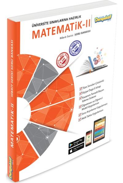 Derspektif Üni.Sınavlarına Hazırlık Matematiki-Iı Soru Bankası