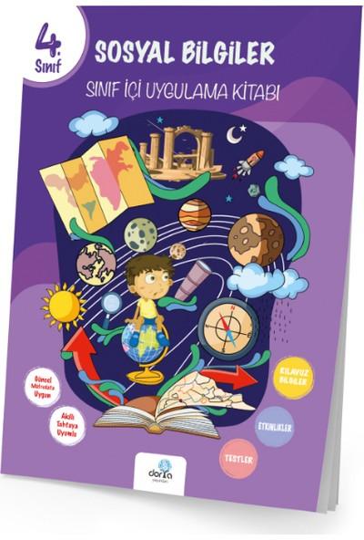 Dorya Yayınları 4.Sınıf Sosyal Bilgiler Sınıf İçi Uygulama Kitabı