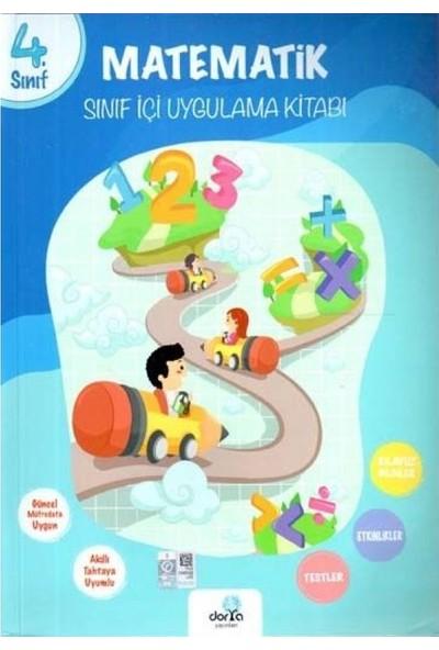 Dorya Yayınları 4.Sınıf Matematik Sınıf İçi Uygulama Kitabı