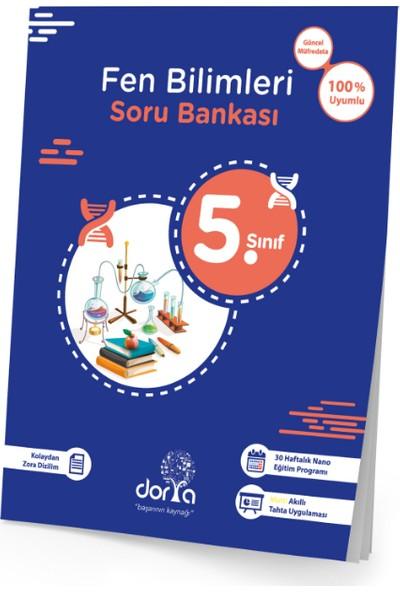 Dorya Yayınları 5.Sınıf Fen Bilimleri Soru Bankası
