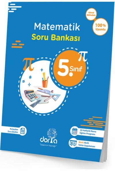 Dorya Yayınları 5.Sınıf Matematik Soru Bankası