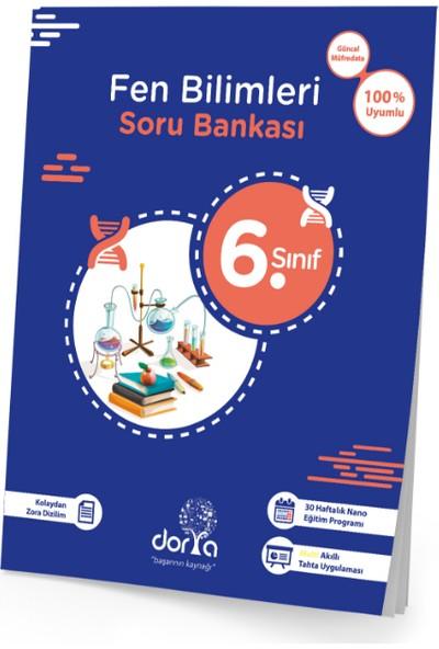 Dorya Yayınları 6.Sınıf Fen Bilimleri Soru Bankası