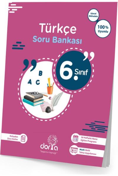 Dorya Yayınları 6.Sınıf Türkçe Soru Bankası