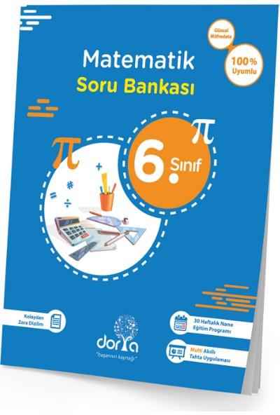 Dorya Yayınları 6.Sınıf Matematik Soru Bankası