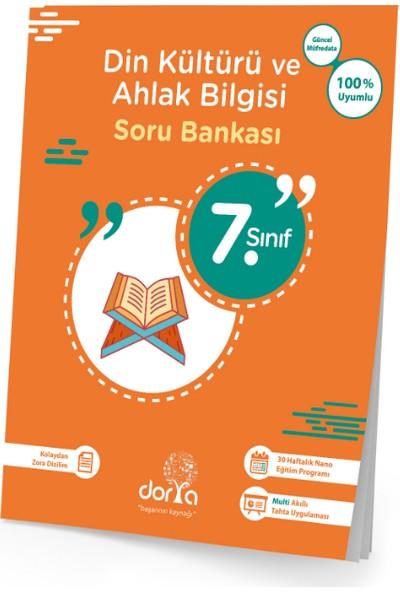 Dorya Yayınları 7.Sınıf Din Kültürü Ve Ahlak Bilgisi Soru Bankası