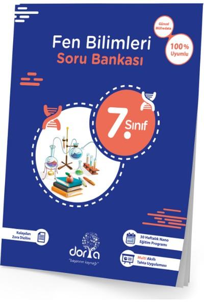 Dorya Yayınları 7.Sınıf Fen Bilimleri Soru Bankası
