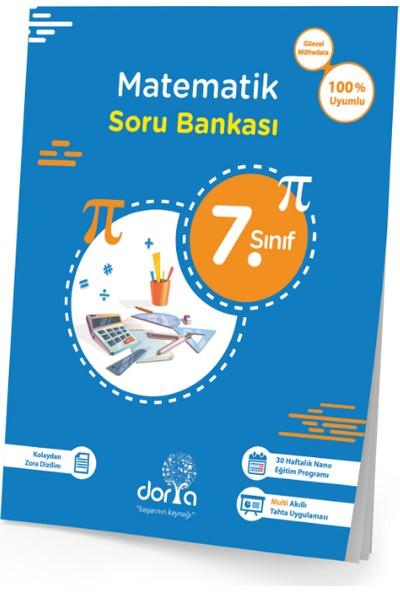 Dorya Yayınları 7.Sınıf Matematik Soru Bankası