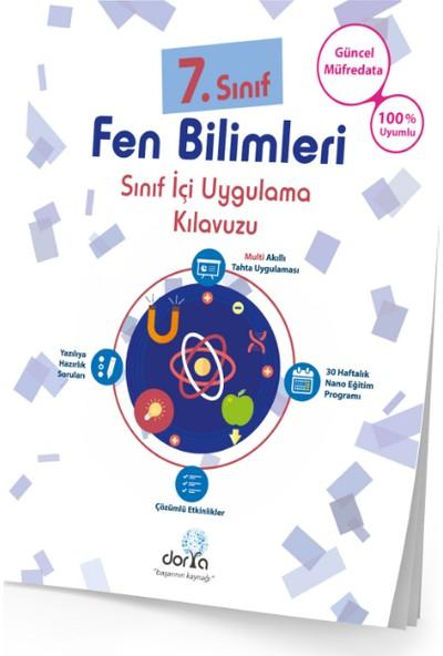 Dorya Yayınları 7.Sınıf Fen Bilimleri Sınıf İçi Uygulama Kitabı