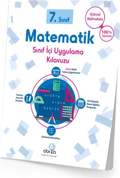 Dorya Yayınları 7.Sınıf Matematik Sınıf İçi Uygulama Kitabı