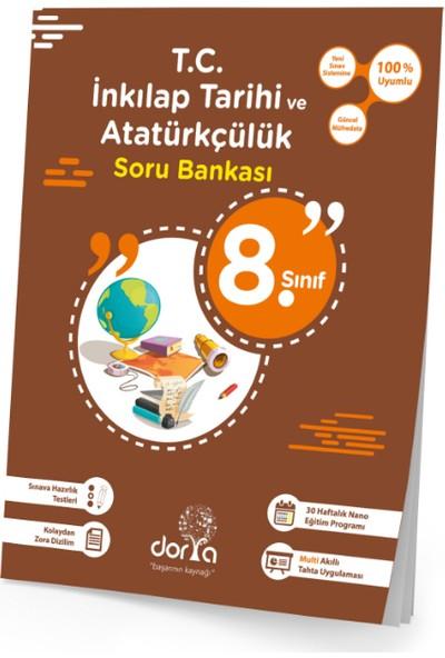 Dorya Yayınları 8.Sınıf T.C İnkilap Tarihi Soru Bankası