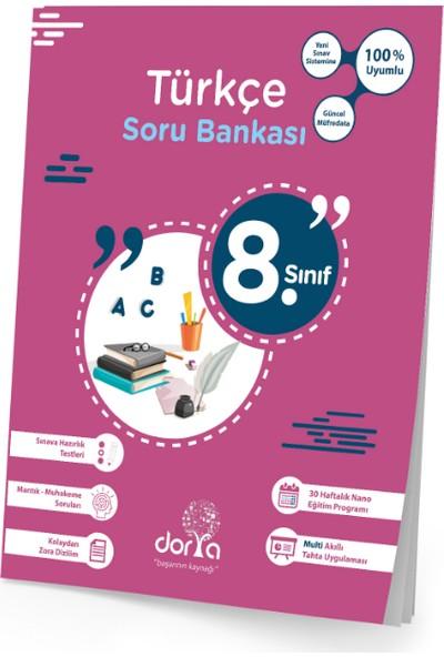 Dorya Yayınları 8.Sınıf Türkçe Soru Bankası