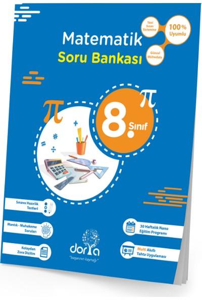 Dorya Yayınları8.Sınıf Matematik Soru Bankası