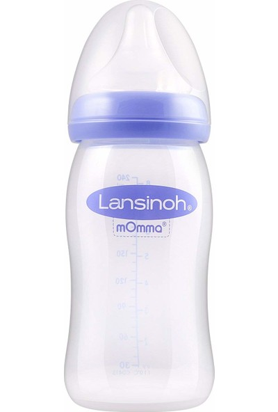 Lansinoh Natural Wave Biberon 240 Ml