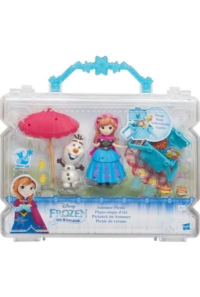 Disney Frozen Little Kingdom Film Sahneleri