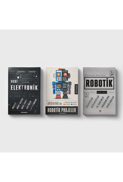 Robot Programlama Seti (3 Kitap) - Akın Akçaoğlu - Devrim Çamoğlu