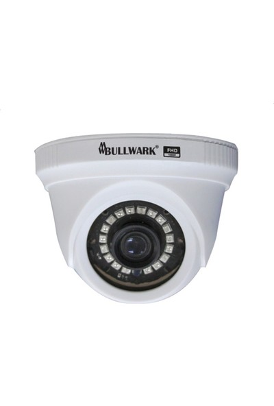 Bullwark Blw Ir1090 Fhd 2Mp 4İn1 3.6Mm Sabit Lens Dome Güvenlik Kamerası