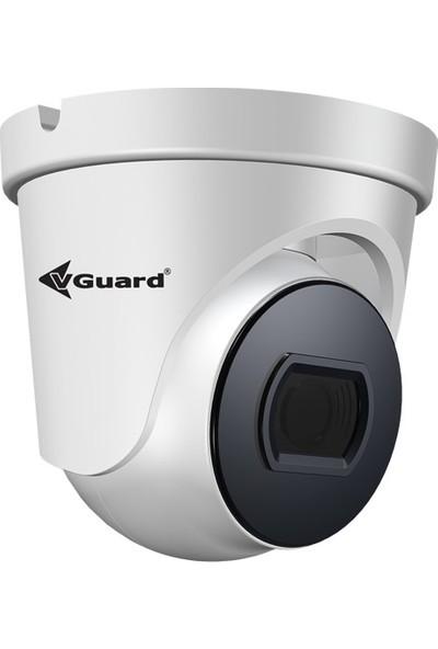 Vguard Vg 255 Df 2Mp 4İn1 3.6Mm Sabit Lens Dome Güvenlik Kamerası