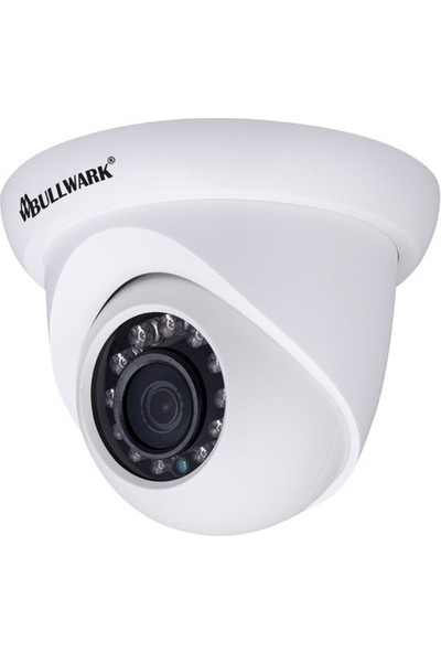 Bullwark Blw Id3114 F 3Mp Ip 3.6Mm Sabit Lens H.264 Dome Güvenlik Kamerası