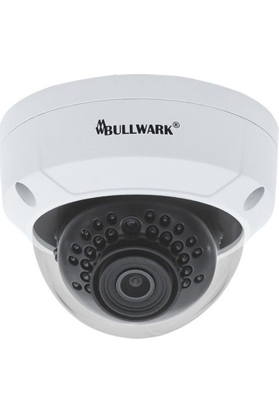 Bullwark Blw Id3014 F 3Mp Ip 3.6Mm Sabit Lens H.264 Dome Güvenlik Kamerası