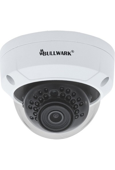 Bullwark Blw Id2015 F 2Mp Ip 2.8Mm Sabit Lens H.265 Dome Güvenlik Kamerası