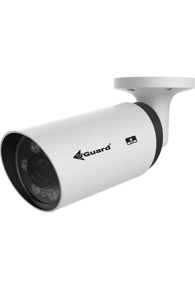 Vguard Vg 400 Bfw 4Mp Ip 3.6Mm Sabit Lens H.265 Truewdr Bullet Akıllı Güvenlik Kamerası