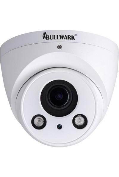 Bullwark Blw Id2124 M 2Mp Ip 2.7 12Mm Motorize Lens H.264 Akıllı Dome Güvenlik Kamerası