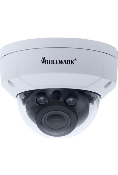 Bullwark Blw Id4025 Mw 4Mp Ip 2.7 13.5Mm Motorize Lens H.265 Dome Güvenlik Kamerası