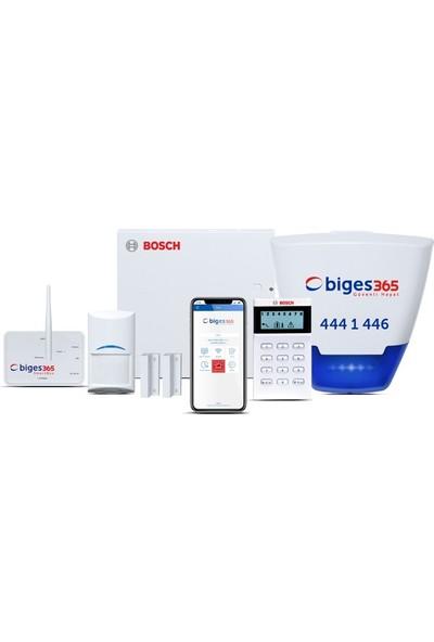 Bosch Amax 2100 Kablolu Akıllı Alarm Seti 8