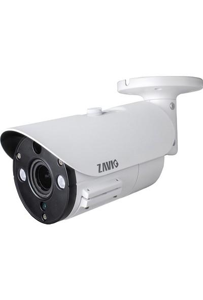 Zavio B6220 2Mp Ip 2.8 12Mm Varifocal Lens H.264 Bullet Güvenlik Kamerası