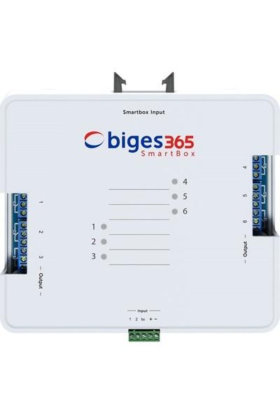 Biges 365 Smartbox I O Otomasyon Modülü