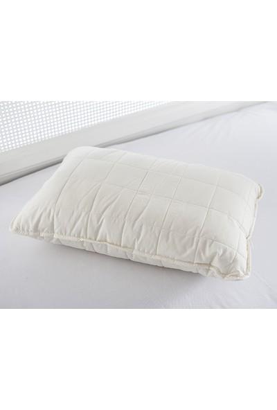 English Home Layna Yün Yastık 50x70 Cm Beyaz