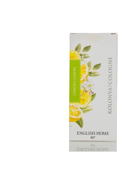 English Home Limon Kolonya 200 Ml Beyaz