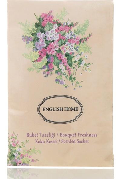 English Home Buket Tazeliği Kokulu Kese 19 Gr Somon