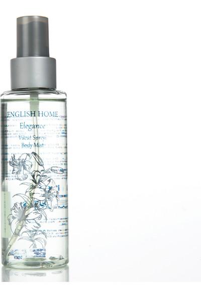 English Home Elegance Body Mist 110 Ml Yeşil