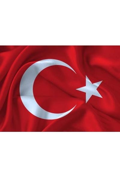Vatan Bayrak Türk Bayrağı 70x105 cm Polyester Kumaş