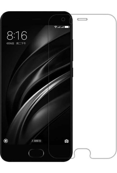 Kılıfist Xiaomi Mi Note 3 Esnek Nano Cam Ekran Koruyucu 9H