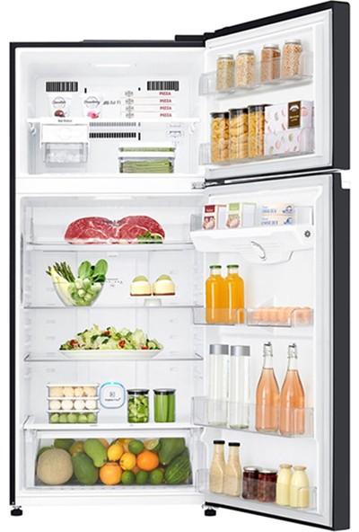 LG GN-C702SGGU A++ 530 lt No-Frost Buzdolabı