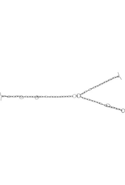 Kos Besi Zinciri 7Mm - 5'Li İnek Zinciri 100x125Cm