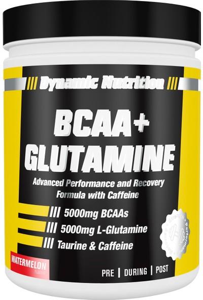 Dynamic Nutrition BCAA+ Glutamine 300 gr (Karpuz)